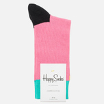 Носки Happy Socks Five Colour Black/Grey/Pink/Yellow фото- 0