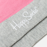 Носки Happy Socks Five Colour Black/Grey/Pink/Yellow фото- 2