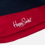 Носки Happy Socks Half Stripe Blue/Red/White фото- 2