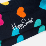 Носки Happy Socks Heart Blue/Orange/Pink/Yellow фото- 2