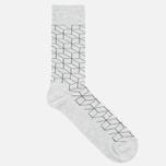 Носки Happy Socks Optic Grey/Black фото- 2