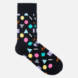 Носки Happy Socks Play Black/Blue/Grey/Green/Purple/Yellow фото- 1