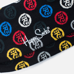 Носки Happy Socks Royal Enfield Logo Limited Edition Black/Blue/Green/Red/White/Yellow фото- 2