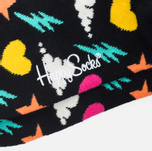 Носки Happy Socks Storm Black/Pink/Turquoise/White/Yellow фото- 2
