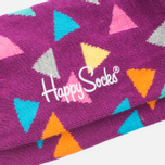 Носки Happy Socks Triangle Gray/Orange/Pink/Purple/Yellow фото- 2