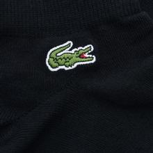 Комплект мужских носков Lacoste 3-Pack Sport Low-Cut Black фото- 2