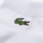 Носки Lacoste 3 Pair White/Black/Grey фото- 2