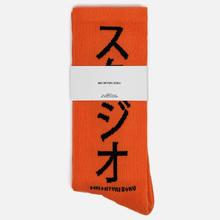 Носки MKI Miyuki-Zoku Symbol Orange фото- 1
