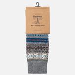 Мужские носки Barbour Boyd Grey Mix фото- 0
