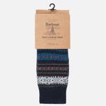 Мужские носки Barbour Boyd Navy Mix фото- 0