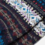 Мужские носки Barbour Boyd Navy Mix фото- 2