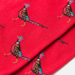 Barbour Mavin Men's Socks Red/Pheasant photo- 2