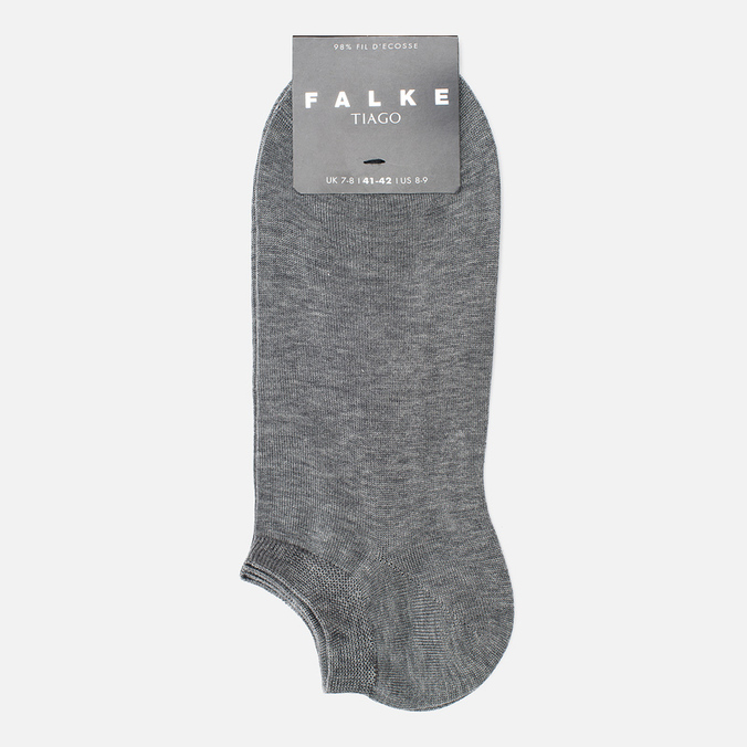 Мужские носки Falke Tiago SN Light Grey Melange