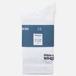 Мужские носки Reebok x Maison Kitsune CL White фото- 0