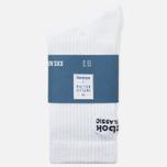 Reebok x Maison Kitsune CL Men's Socks White photo- 0