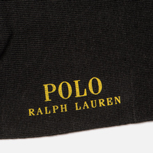 Носки Polo Ralph Lauren Crest And Bears Crew Single Black/Foster Grey фото- 2