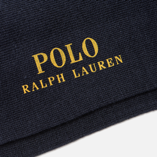 Носки Polo Ralph Lauren Single Big Bear Crew Newport Navy/Cruise Red