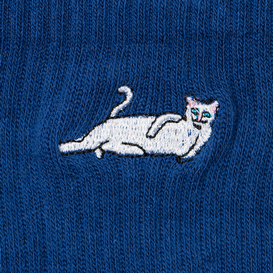Носки RIPNDIP Castanza Navy/Hunter Green