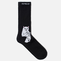 Носки RIPNDIP Lord Nermal Black