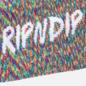 Носки RIPNDIP Pill Rainbow Spiral Dye фото - 2