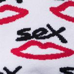 Носки Sex skateboards Sex Logo White фото- 2