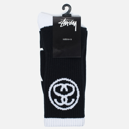 Носки Stussy SS-Link Premium Black