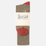 Мужские носки The Hill-Side SX Green/Red фото- 0