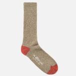 Мужские носки The Hill-Side SX Green/Red фото- 1