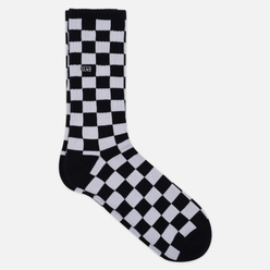 Носки Vans Checkerboard Crew Black/White