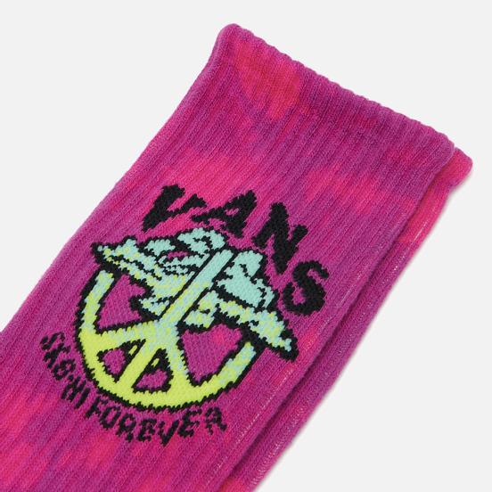 Носки Vans SK8-Hi Forever Crew Purple Tiedye
