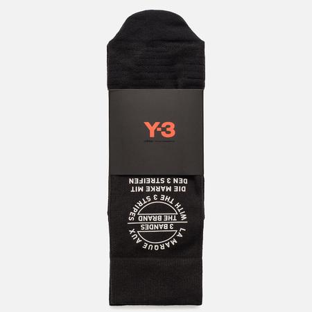 Носки Y-3 Tube Black