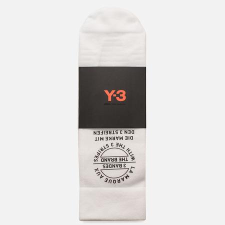 Носки Y-3 Tube White