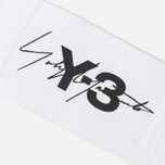 Носки Y-3 Tube White/Black фото- 2