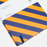 Блокнот Happy Socks Stripe Orange/Purple (240 pgs) фото- 2
