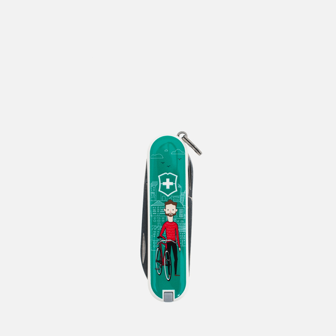 Victorinox Classic LE2015 Pocket Knife Ride Your Bike