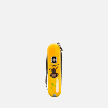 Карманный нож Victorinox Classic LE2016 3 Wise Monkeys