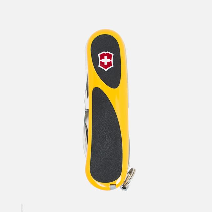 Victorinox EvoGrip 18 Pocket Knife Yellow/Black