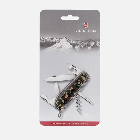 Victorinox Spartan Pocket Knife Camo
