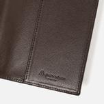Обложка для паспорта Aquascutum Club Check Passport Brown фото- 2