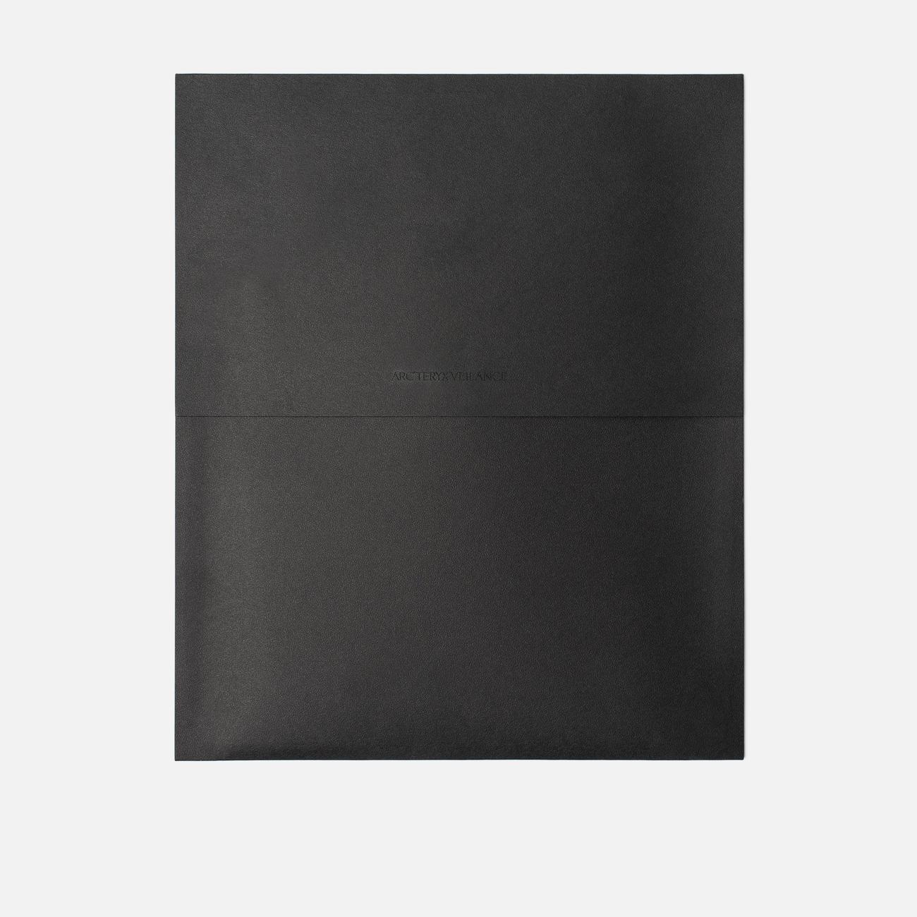 Обложка для паспорта Arcteryx Veilance Cassing Black