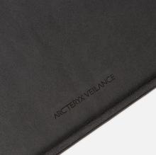 Обложка для паспорта Arcteryx Veilance Cassing Black фото- 3