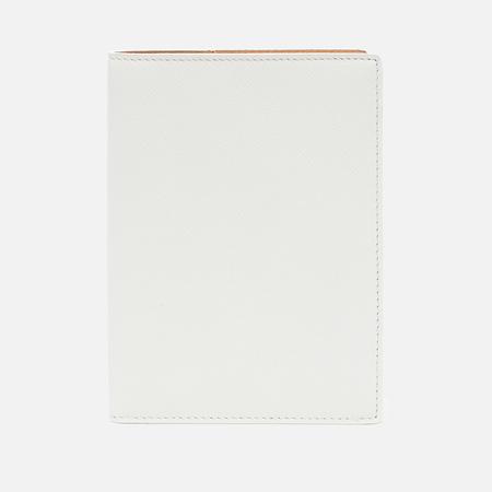Common Projects Passport Folio Off Passport Holder White