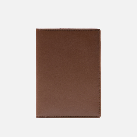 Обложка для паспорта Common Projects Passport Folio Soft Leather Dark Brown
