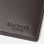 Обложка для паспорта Hackett Portland Brown фото- 3