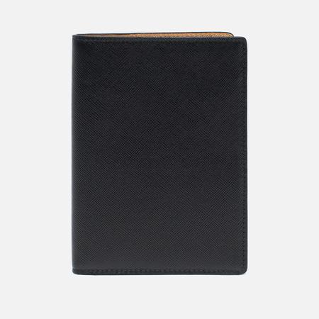Обложка для паспорта Common Projects Passport Folio Black