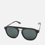 Солнцезащитные очки Stussy Bruno Black/Dark Grey фото- 1