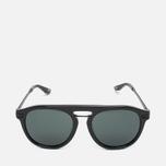 Stussy Bruno Sunglasses Black/Dark Grey photo- 0