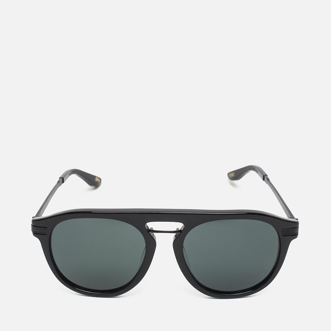 Stussy Bruno Sunglasses Black/Dark Grey