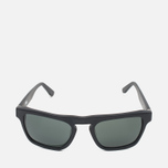 Солнцезащитные очки Stussy Louie Matte Black/Black фото- 0
