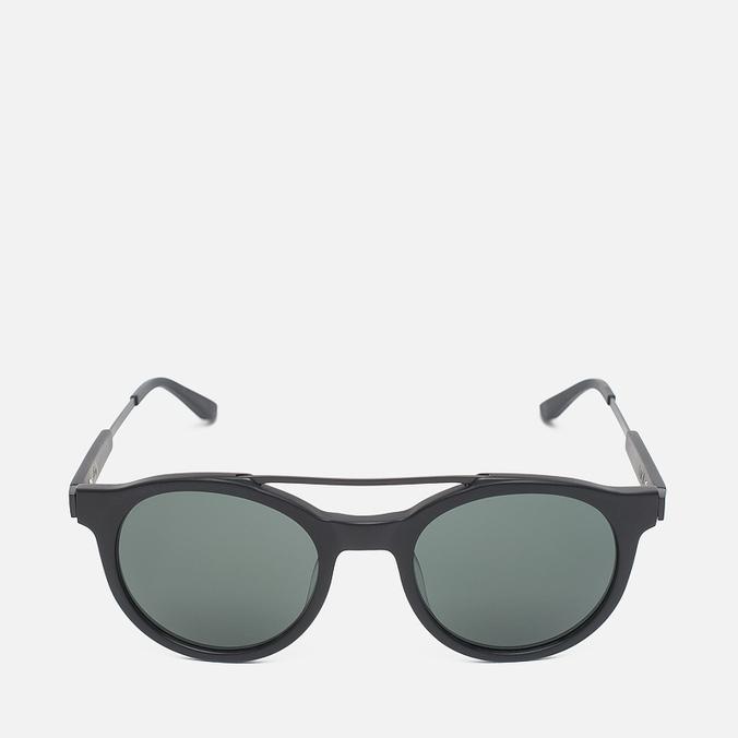 Солнцезащитные очки Stussy Luca Matte Black/Black